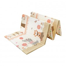 Розвиваючий дитячий килимок двосторонній 4FIZJO KIDS 200 x 155 x 1 см 4FJ0166