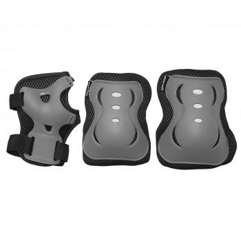Комплект захисний SportVida SV-KY0007-S Size S Grey/Black