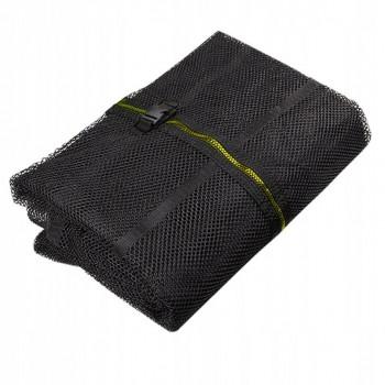 Захисна сітка для батута (зовнішня) Springos 10FT 305-312 см (6 стійок) Black