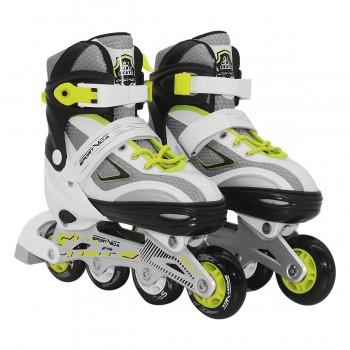 Роликові ковзани SportVida SV-LG0052 Size 35-38 Grey/Yellow