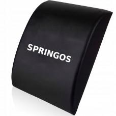 Мат для преса Springos Ab Mat FM0001 Black
