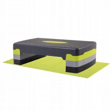 Степ-платформа 3-ступінчаста Springos FA0202 + мат