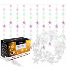 Гірлянда бахрома вулична (зовнішня) Springos 2 м 180 LED CL4005 Mix