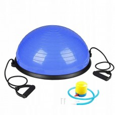 Балансувальна платформа Springos Bosu Ball 57 см BT0001 Blue