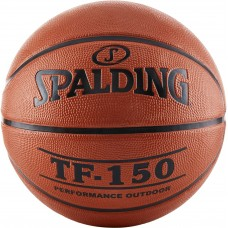 М'яч баскетбольний Spalding TF-150 Outdoor FIBA Logo Size 6