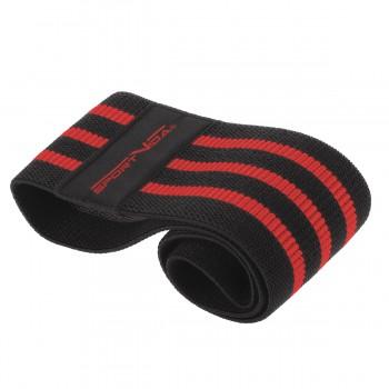 Резинка для фітнесу та спорту із тканини SportVida Hip Band Size S SV-HK0263