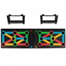 Упори (дошка) для віджимань зі змінним хватом SportVida Push-up Bars SV-HK0376