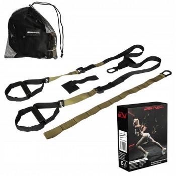 Петлі підвісні для функціональних тренувань та кросфіту SportVida SV-HK0380