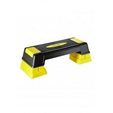 Степ-платформа 3-ступінчаста 4FIZJO PRO 4FJ0225 Black/Yellow