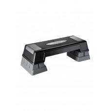 Степ-платформа 3-ступінчаста 4FIZJO PRO 4FJ0226 Black/Grey