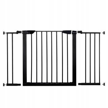 Дитячий бар'єр (ворота) безпеки 117-124 см Springos SG0002BC