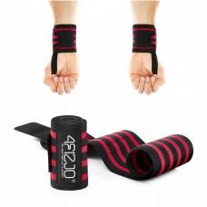 Бинти для зап'ясть (кистьові бинти) 4FIZJO Wrist Wraps 4FJ0257