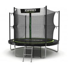 Батут із внутрішньою сіткою Zipro Fitness 252 см