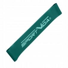 Резинка для фітнесу та спорту (стрічка-еспандер) SportVida Mini Power Band 1.2 мм 15-20 кг SV-HK0203