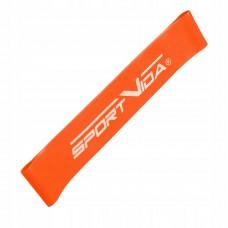 Резинка для фітнесу та спорту (стрічка-еспандер) SportVida Mini Power Band 1 мм 10-15 кг SV-HK0202