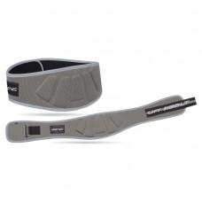 Пояс для важкої атлетики неопреновий SportVida SV-AG0082 (L) Gray