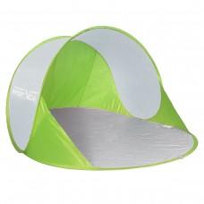 Пляжний тент SportVida 190 x 120 см SV-WS0002 Green/Grey