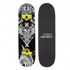 Скейтборд Nils Extreme CR3108SA Antihero